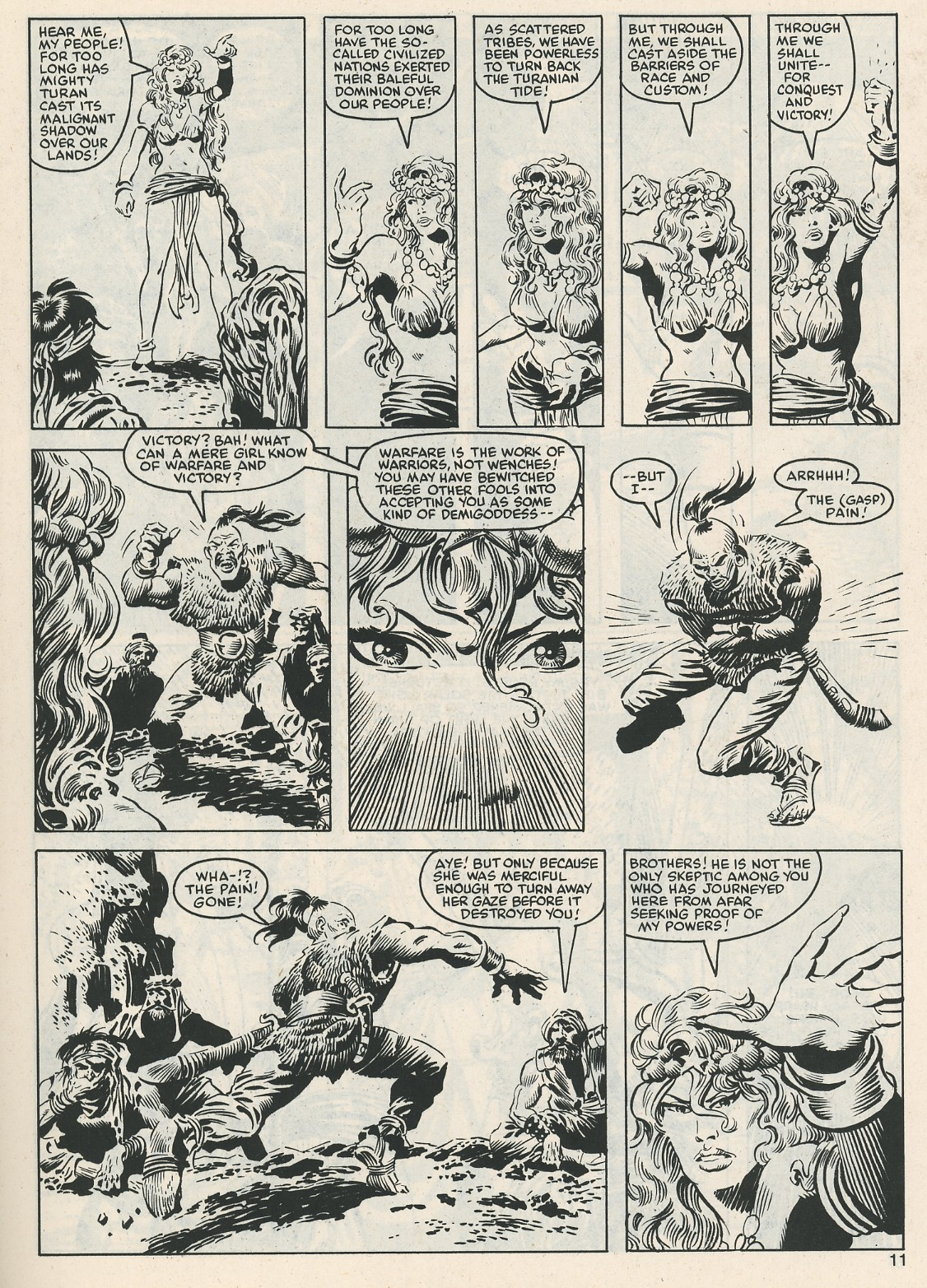 The Savage Sword Of Conan Issue #112 #113 - English 11