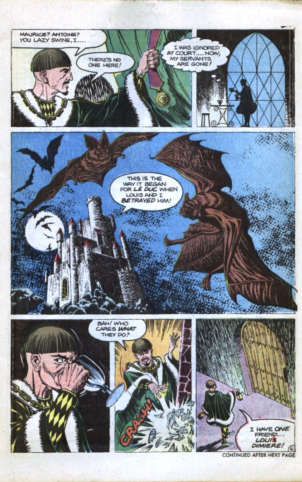 Read online Scary Tales comic -  Issue #10 - 29