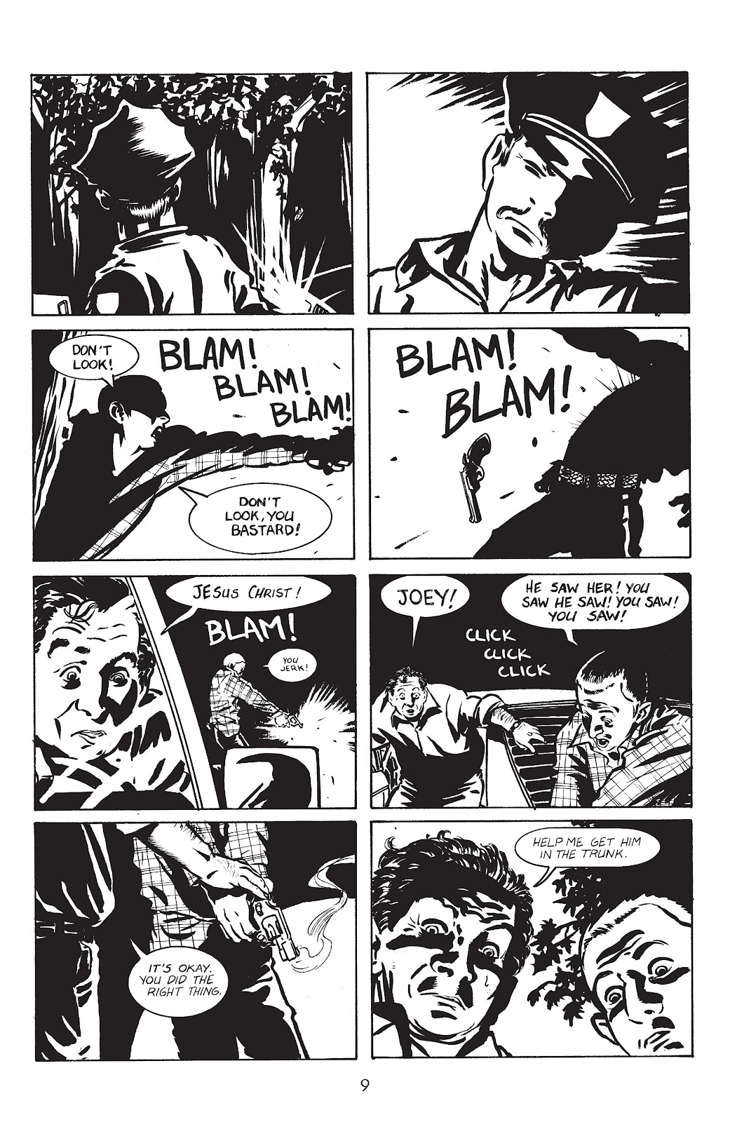 Stray Bullets Issue #1 #1 - English 12