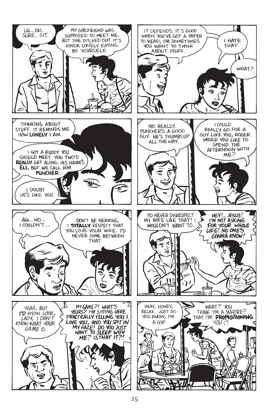 Stray Bullets Issue #19 #19 - English 27