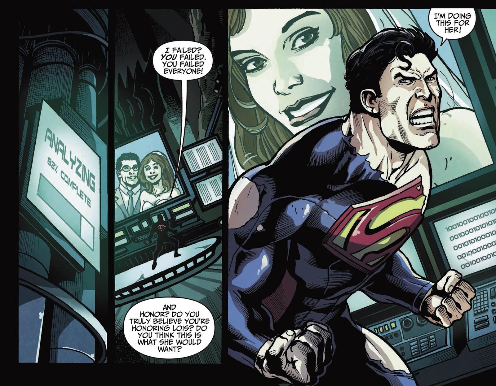Injustice: Gods Among Us [I] Issue #35 #36 - English 16