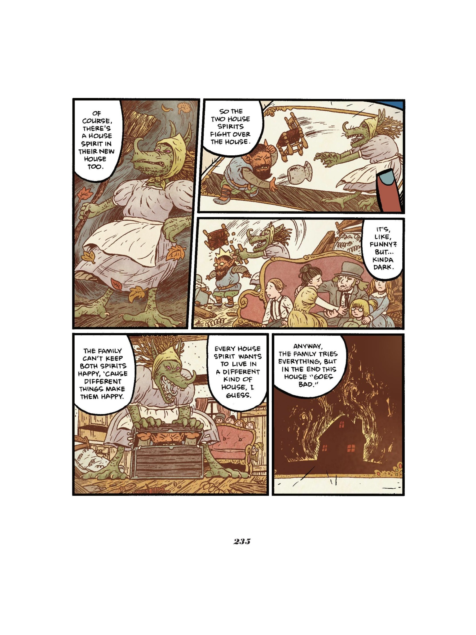 Read online Seconds comic -  Issue # Full - 235
