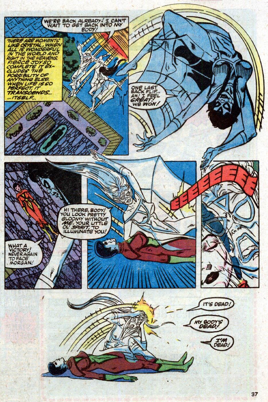 Spider-Woman (1978) #50 #50 - English 39