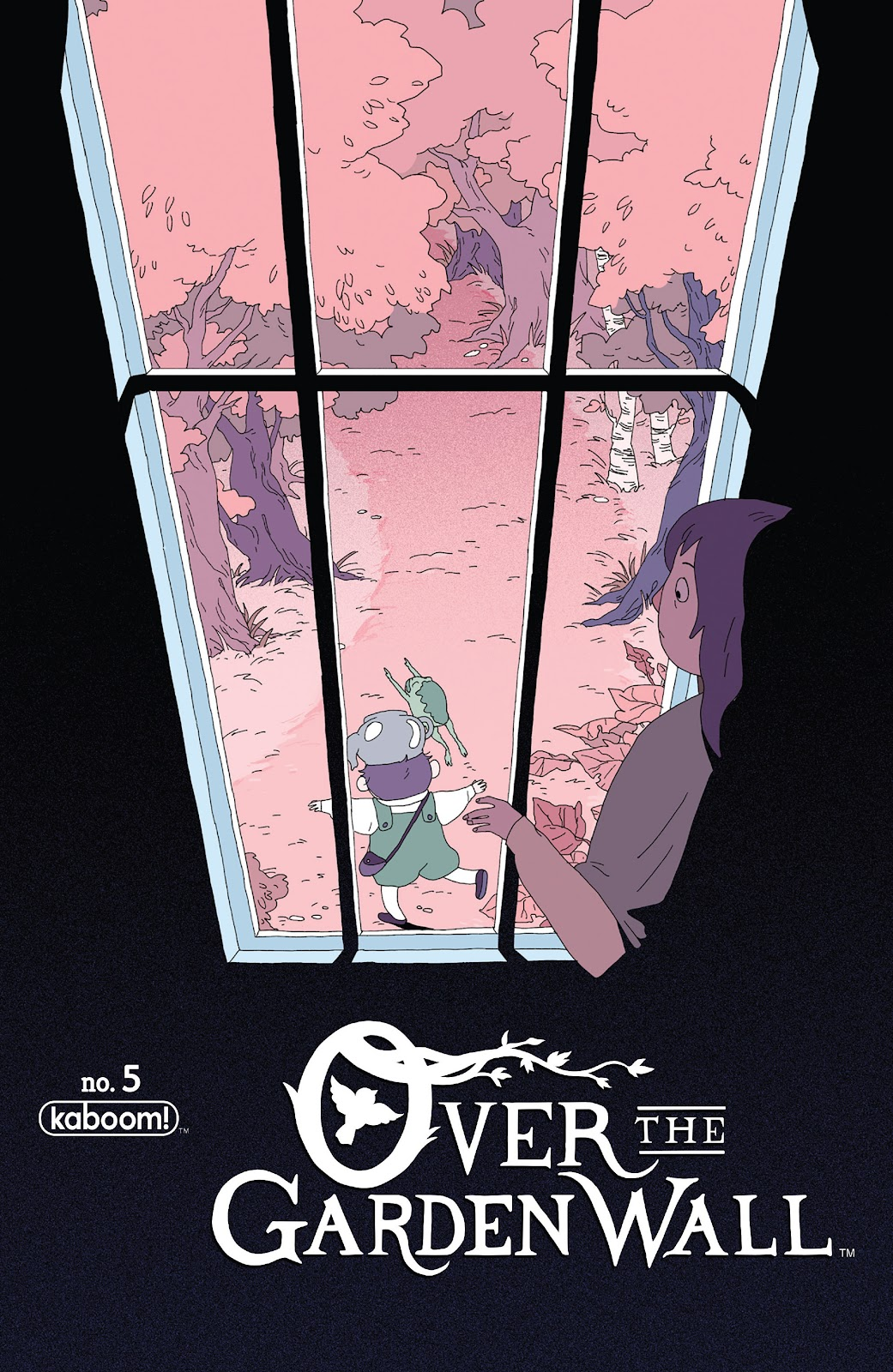 Over the Garden Wall (2016) Issue #5 #5 - English 1