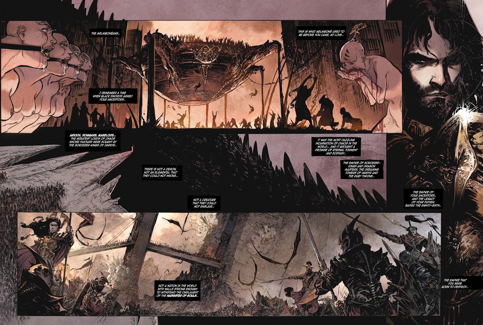 Elric (2014) TPB 1 #1 - English 10