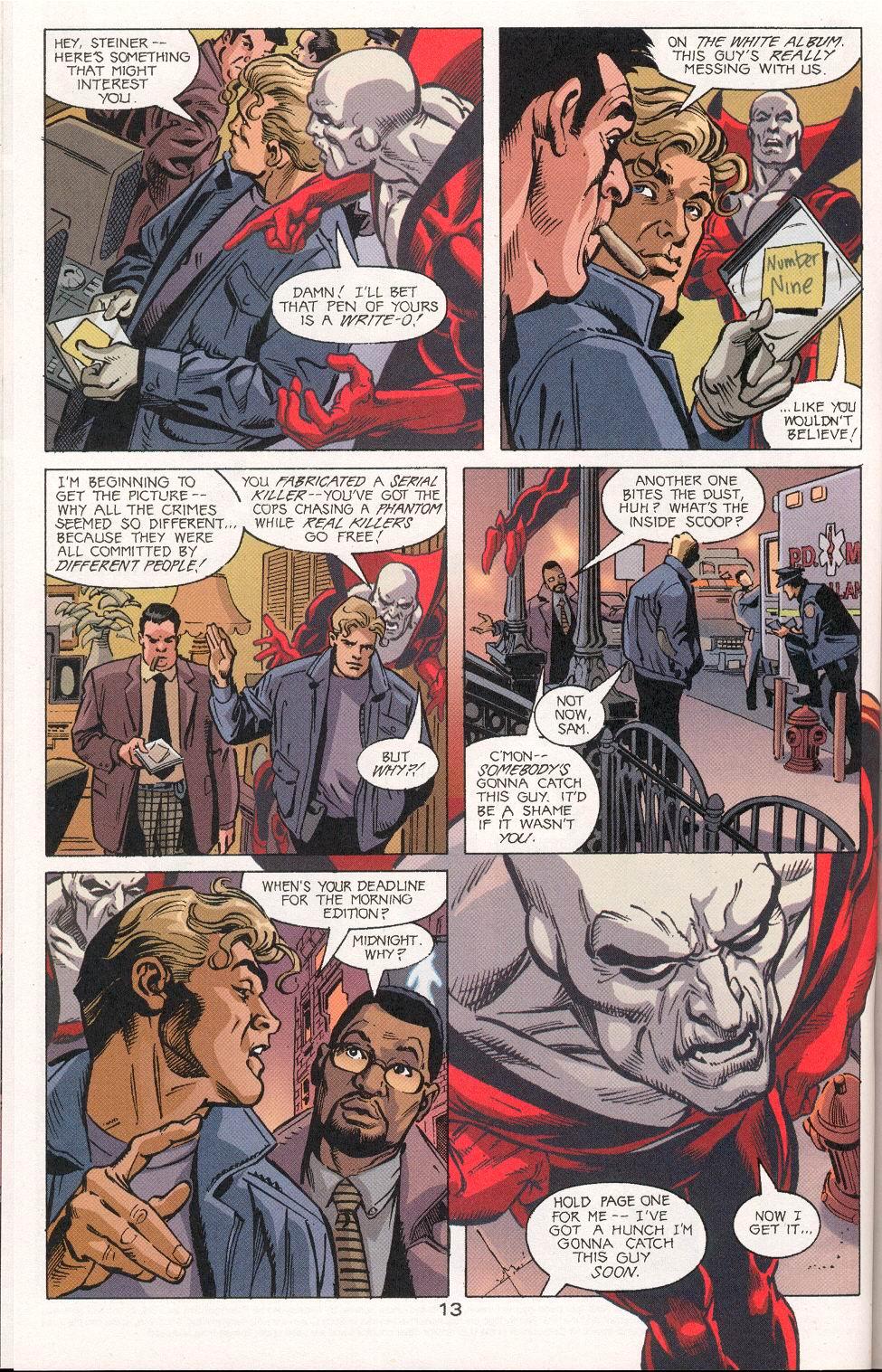 Read online Deadman (2002) comic -  Issue #6 - 14