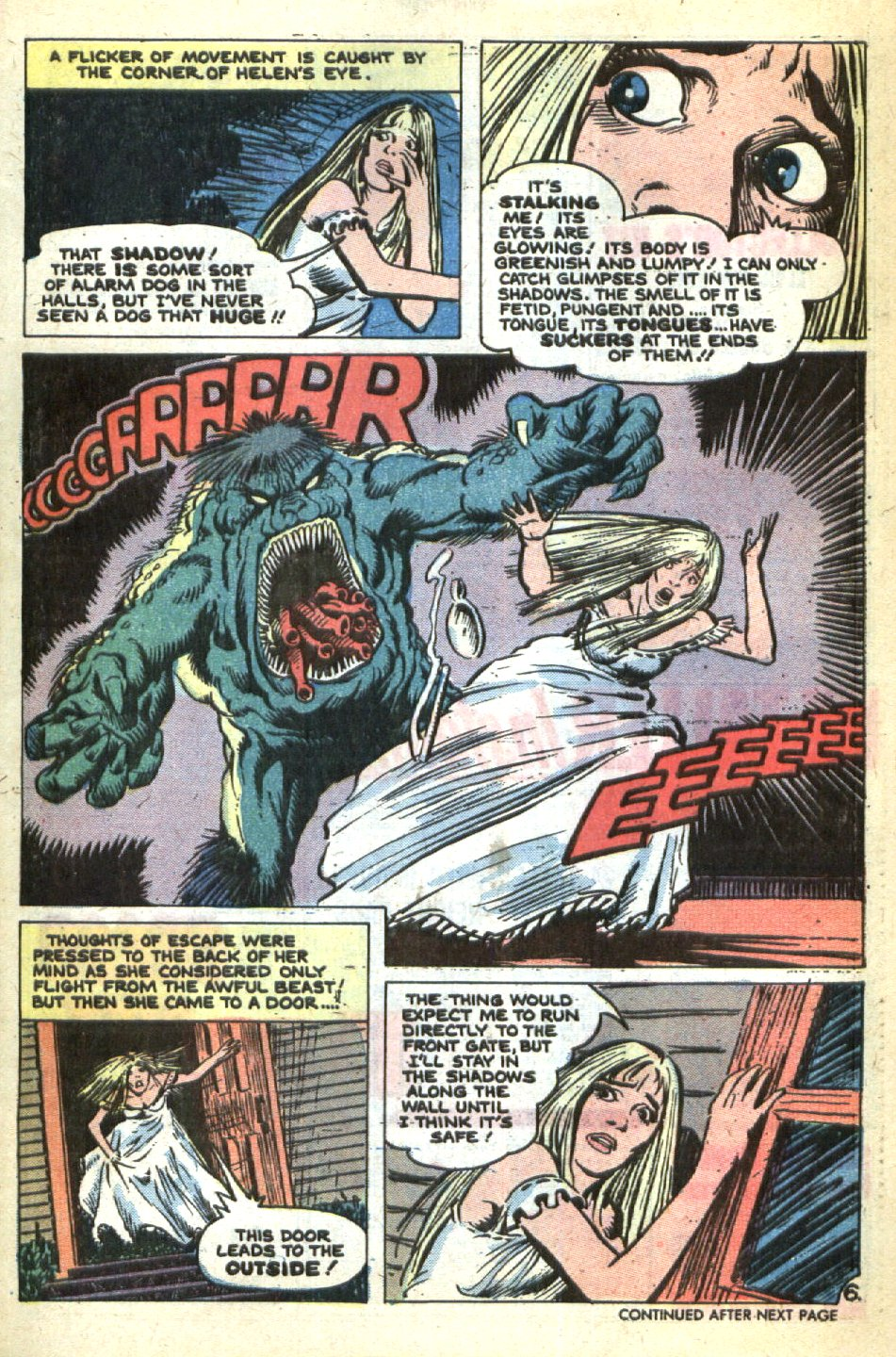 Read online Scary Tales comic -  Issue #9 - 29