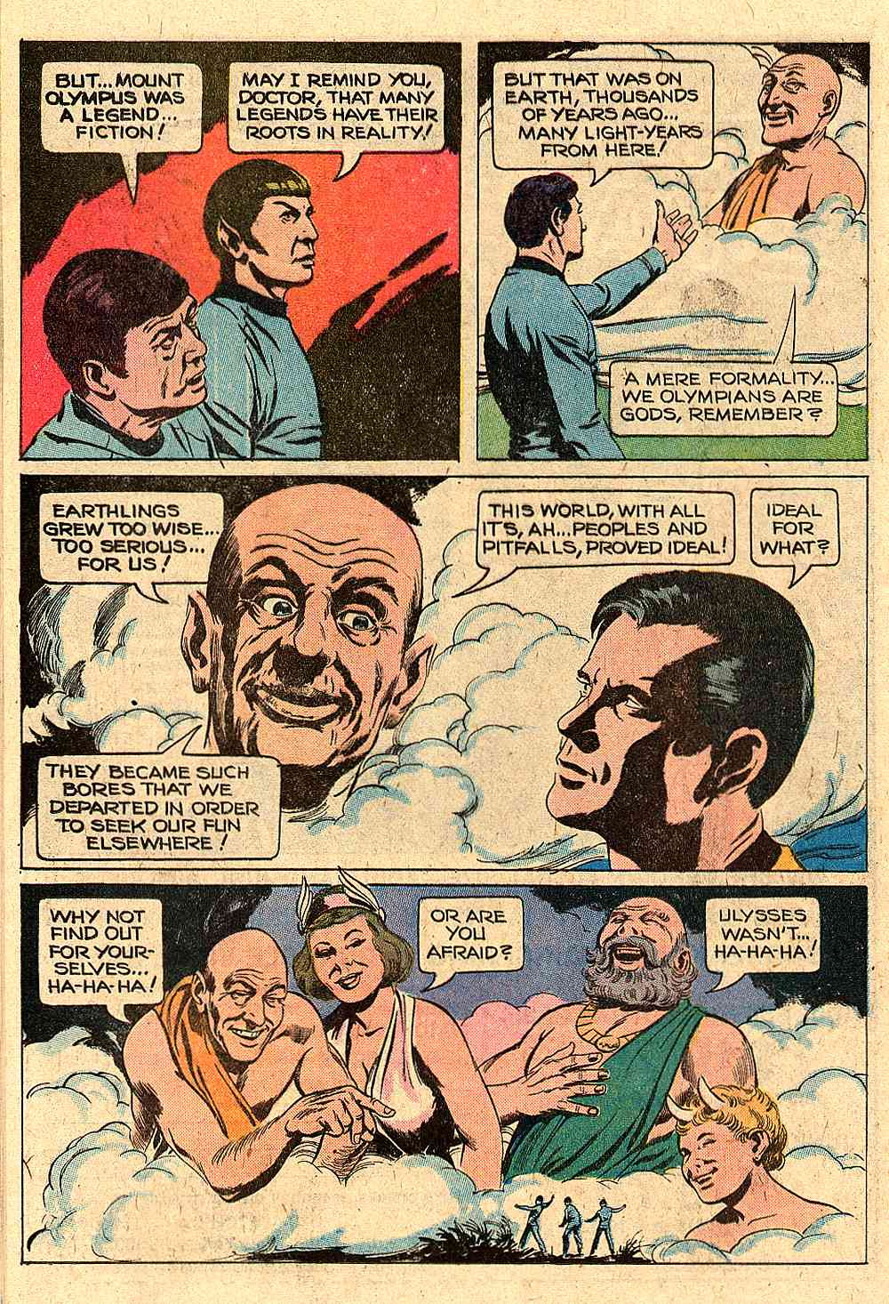 Star Trek (1967) #53 #53 - English 14