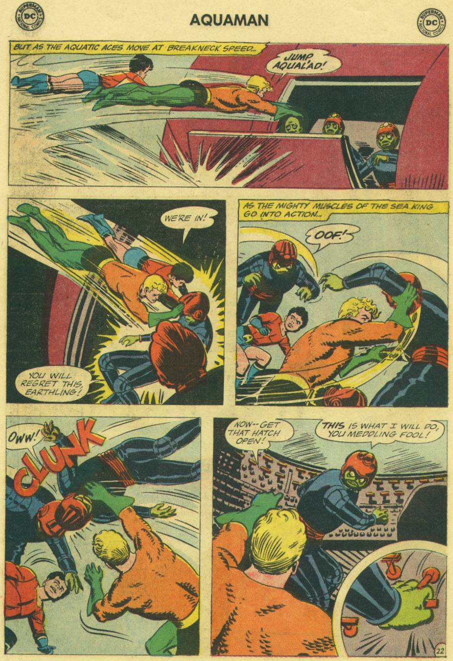 Aquaman (1962) Issue #16 #16 - English 30