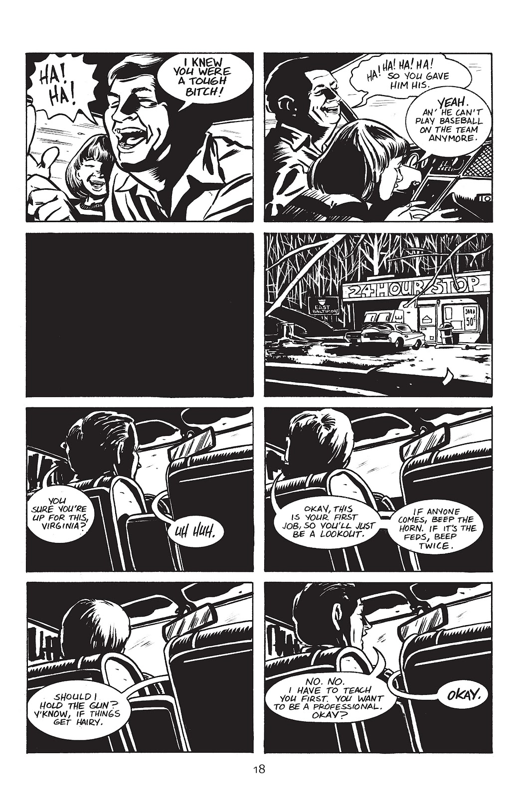 Stray Bullets Issue #4 #4 - English 20