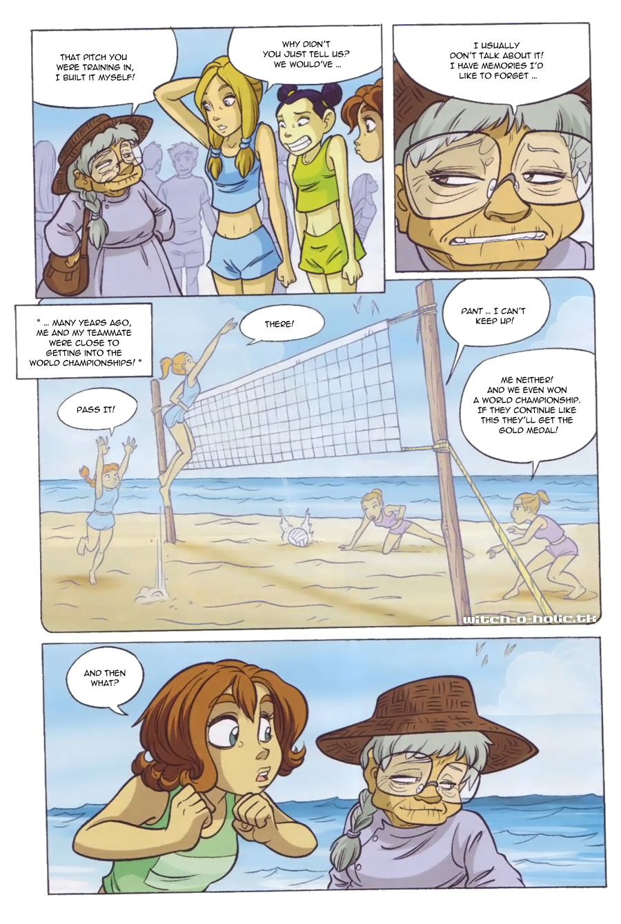 Read online W.i.t.c.h. comic -  Issue #136 - 25
