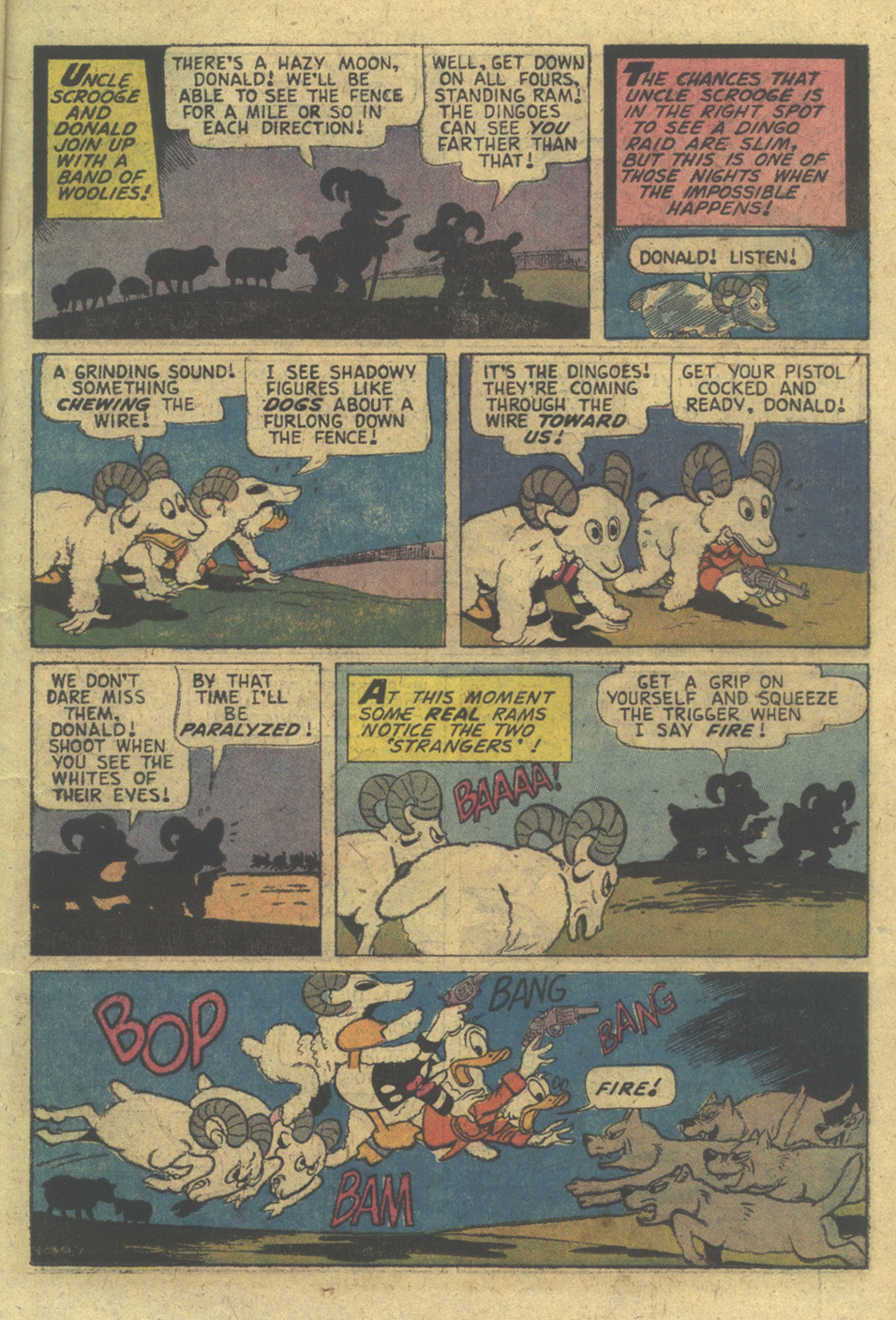 Uncle Scrooge (1953) Issue #128 #128 - English 11