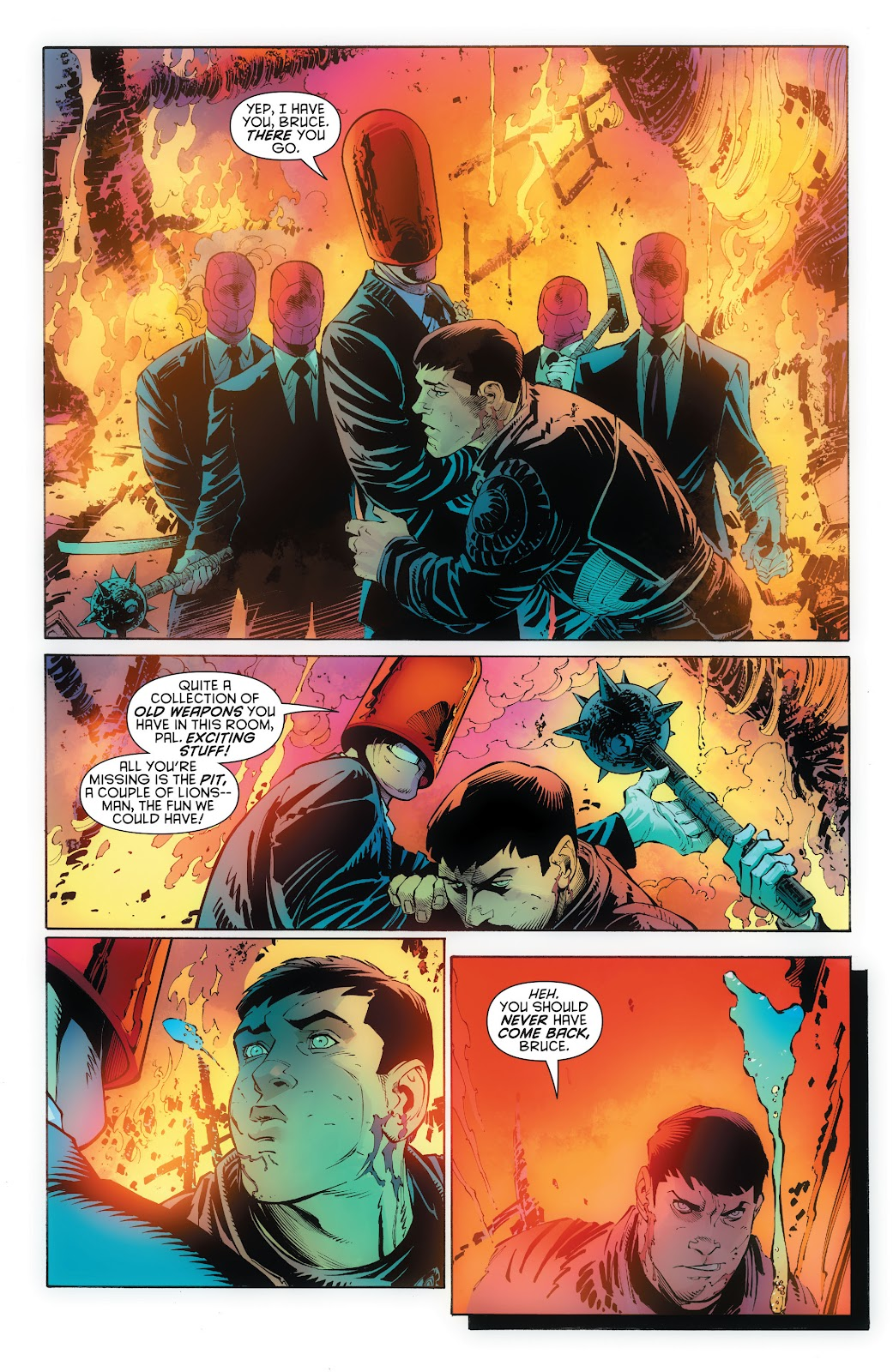 Batman (2011) Issue #23 #38 - English 4