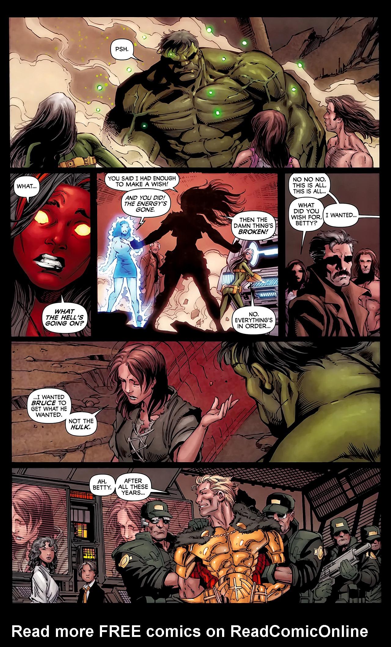 Incredible Hulks (2010) #635 #26 - English 23