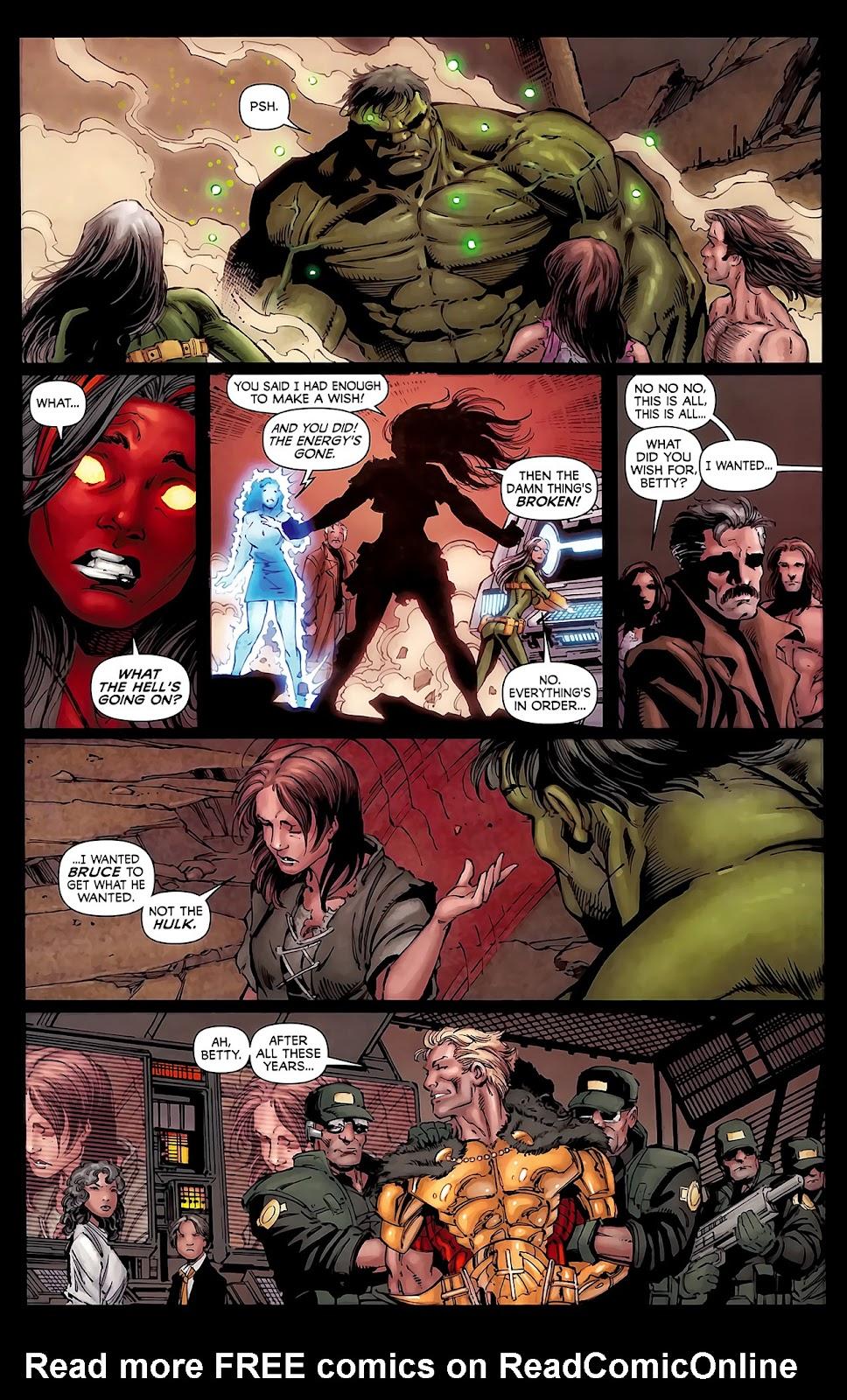 Incredible Hulks (2010) Issue #635 #25 - English 23