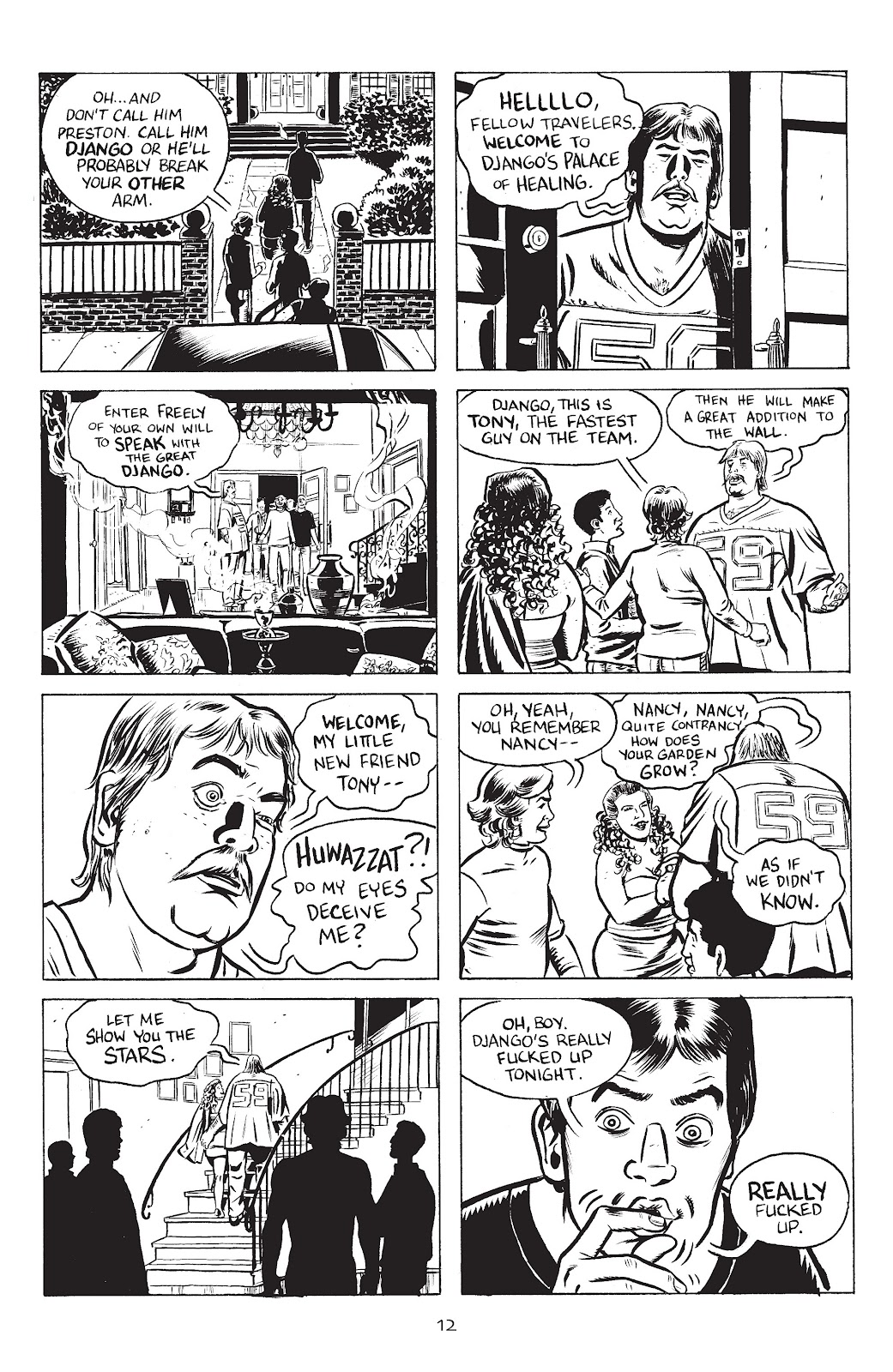 Stray Bullets Issue #35 #35 - English 14