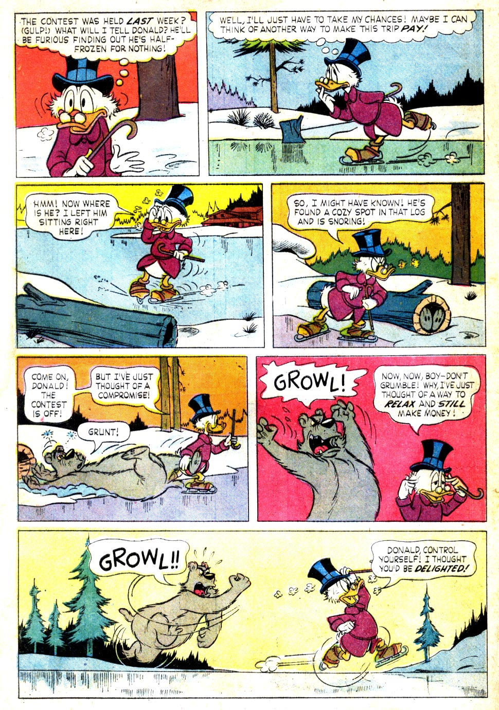 Uncle Scrooge (1953) Issue #47 #47 - English 30