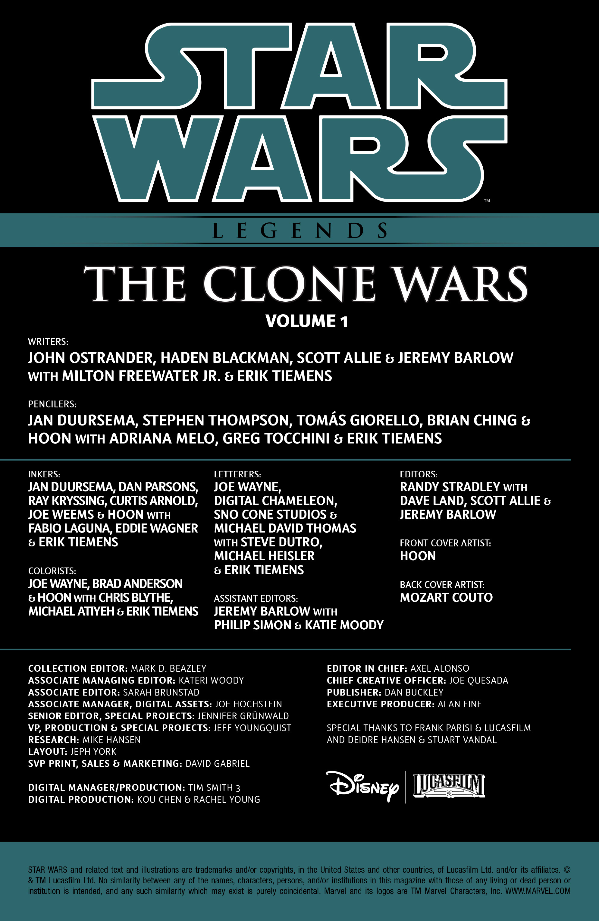 Star Wars Legends Epic Collection: The Clone Wars chap 1 pic 3