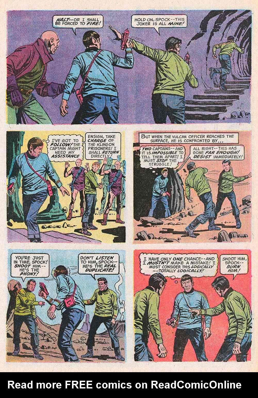 Star Trek (1967) Issue #14 #14 - English 25