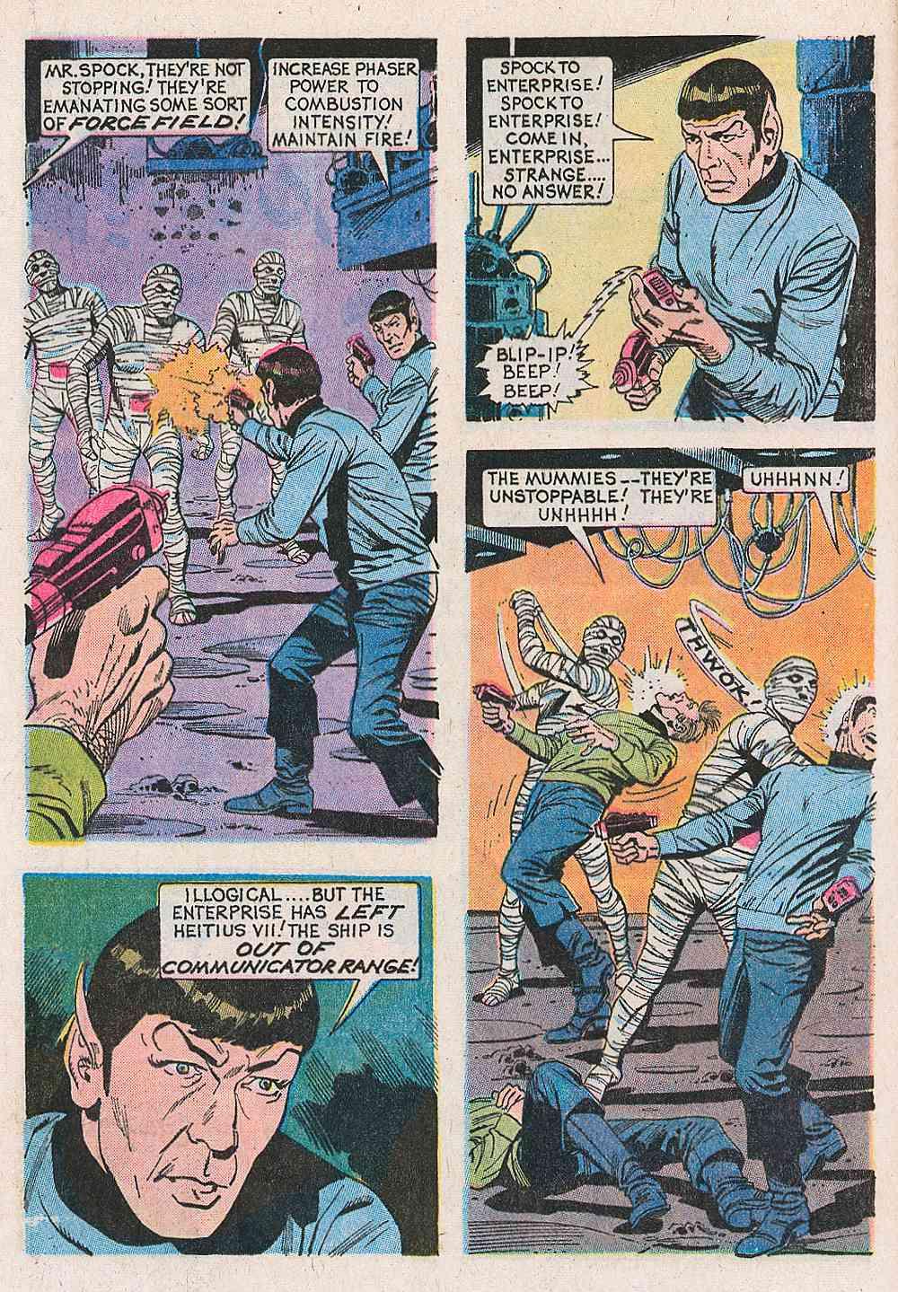 Star Trek (1967) Issue #21 #21 - English 10