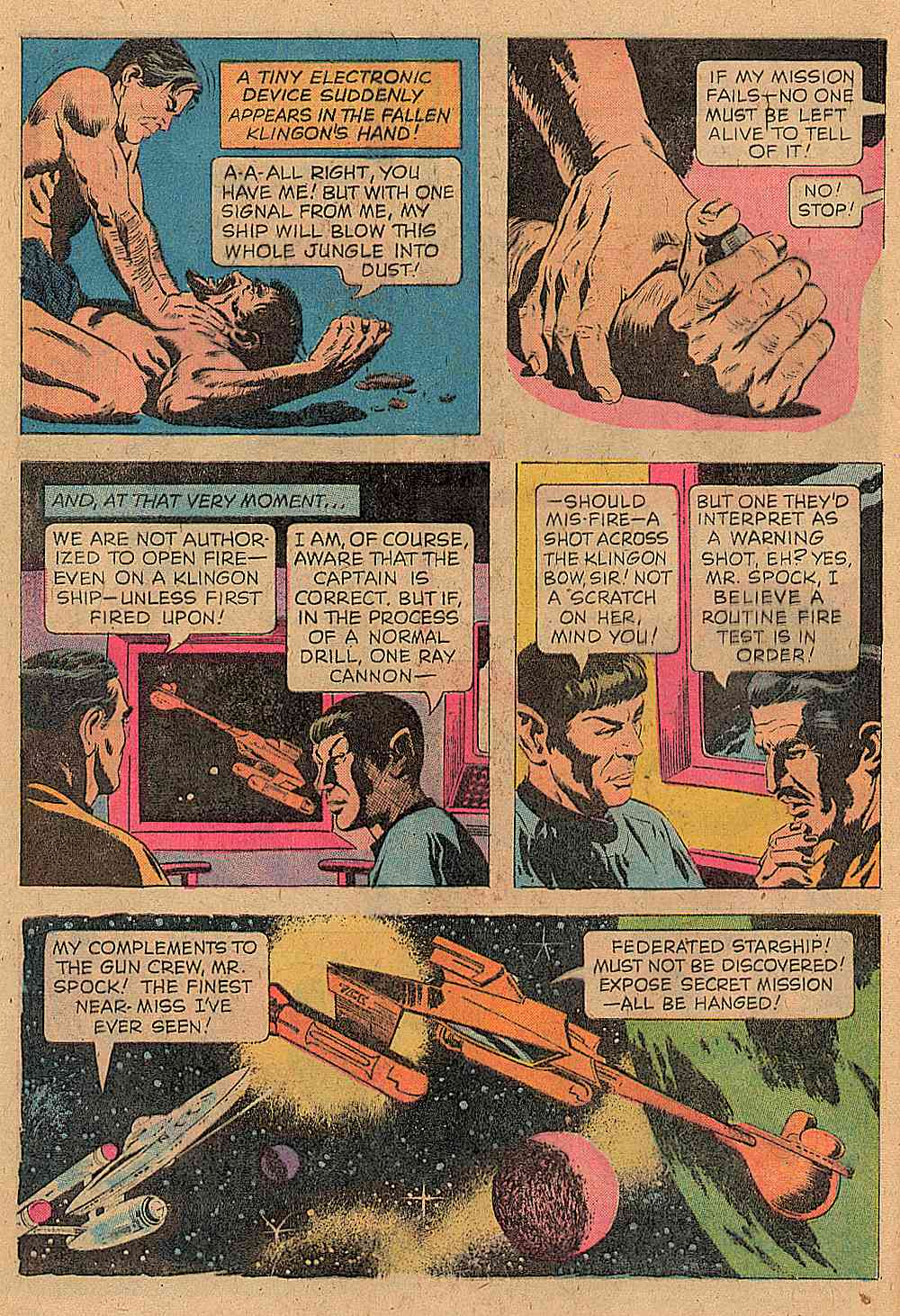 Star Trek (1967) Issue #38 #38 - English 23