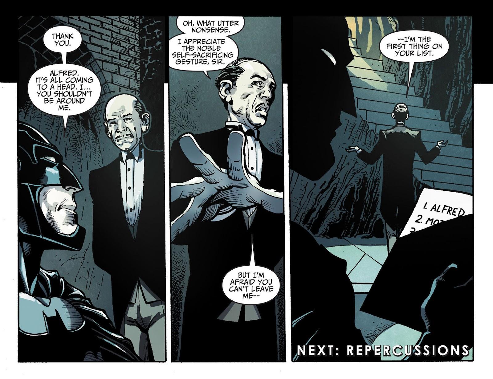 Injustice: Gods Among Us [I] Issue #28 #29 - English 22