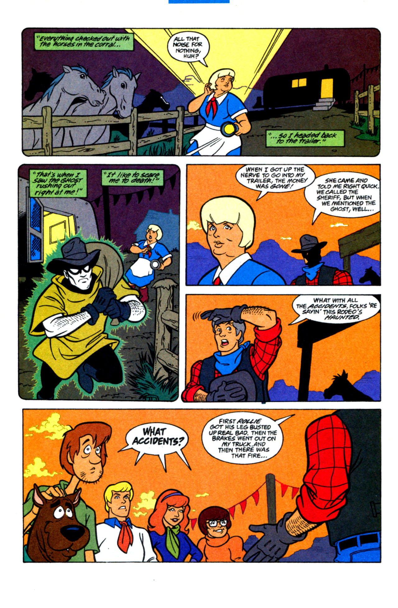 Read online Scooby-Doo (1997) comic -  Issue #15 - 6