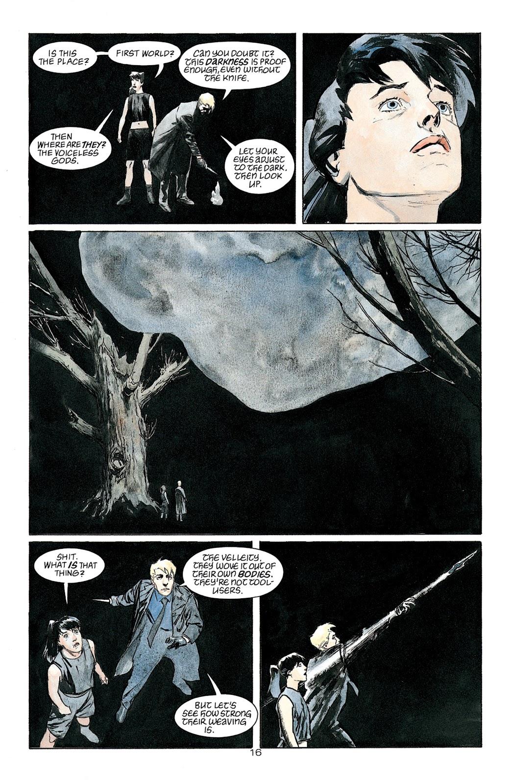Sandman Presents: Lucifer Issue #3 #3 - English 17