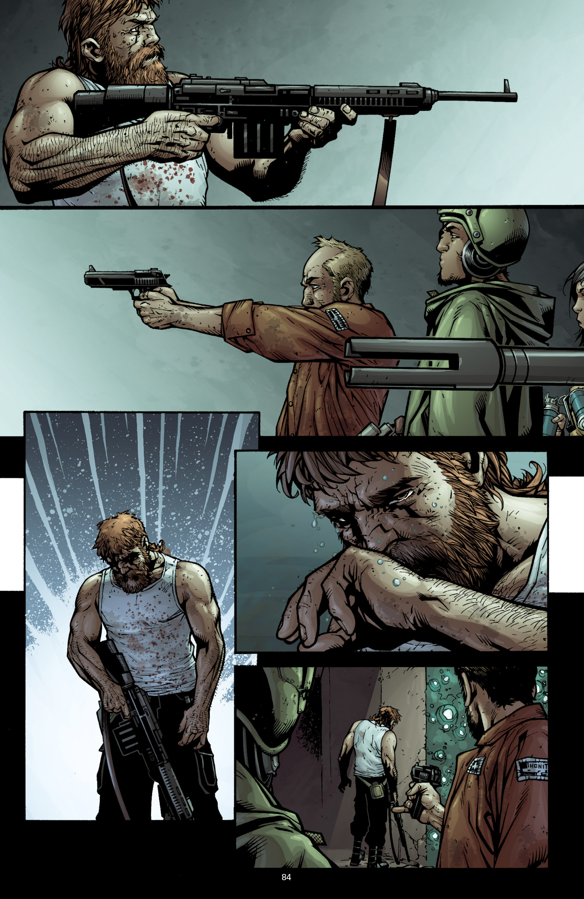Aliens (2009) TPB Page 78