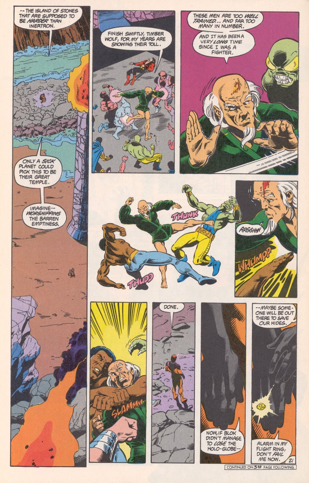 Tales of the Legion Issue #338 #25 - English 22