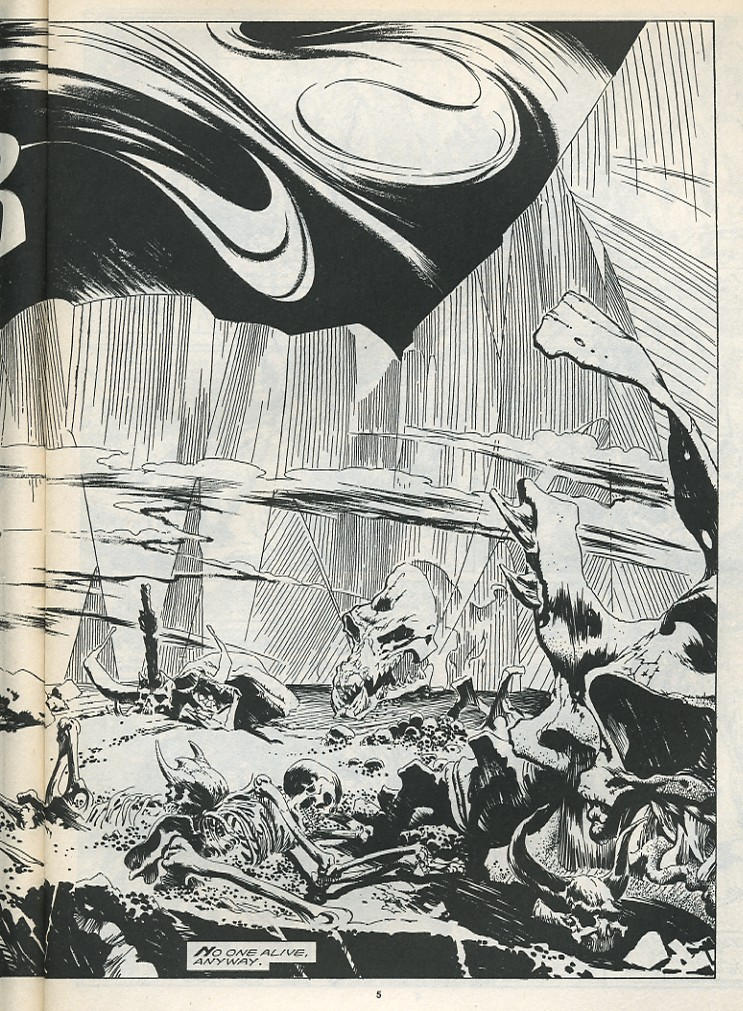The Savage Sword Of Conan Issue #175 #176 - English 7