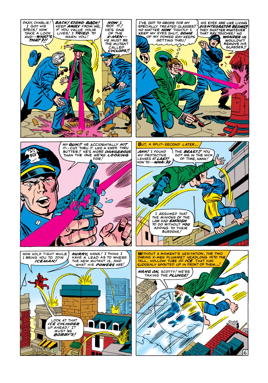 Uncanny X-Men (1963) 11 Page 6