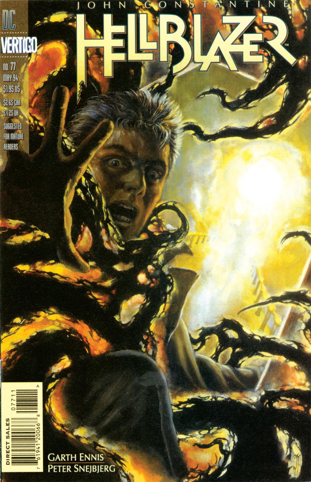 Hellblazer issue 77 - Page 1
