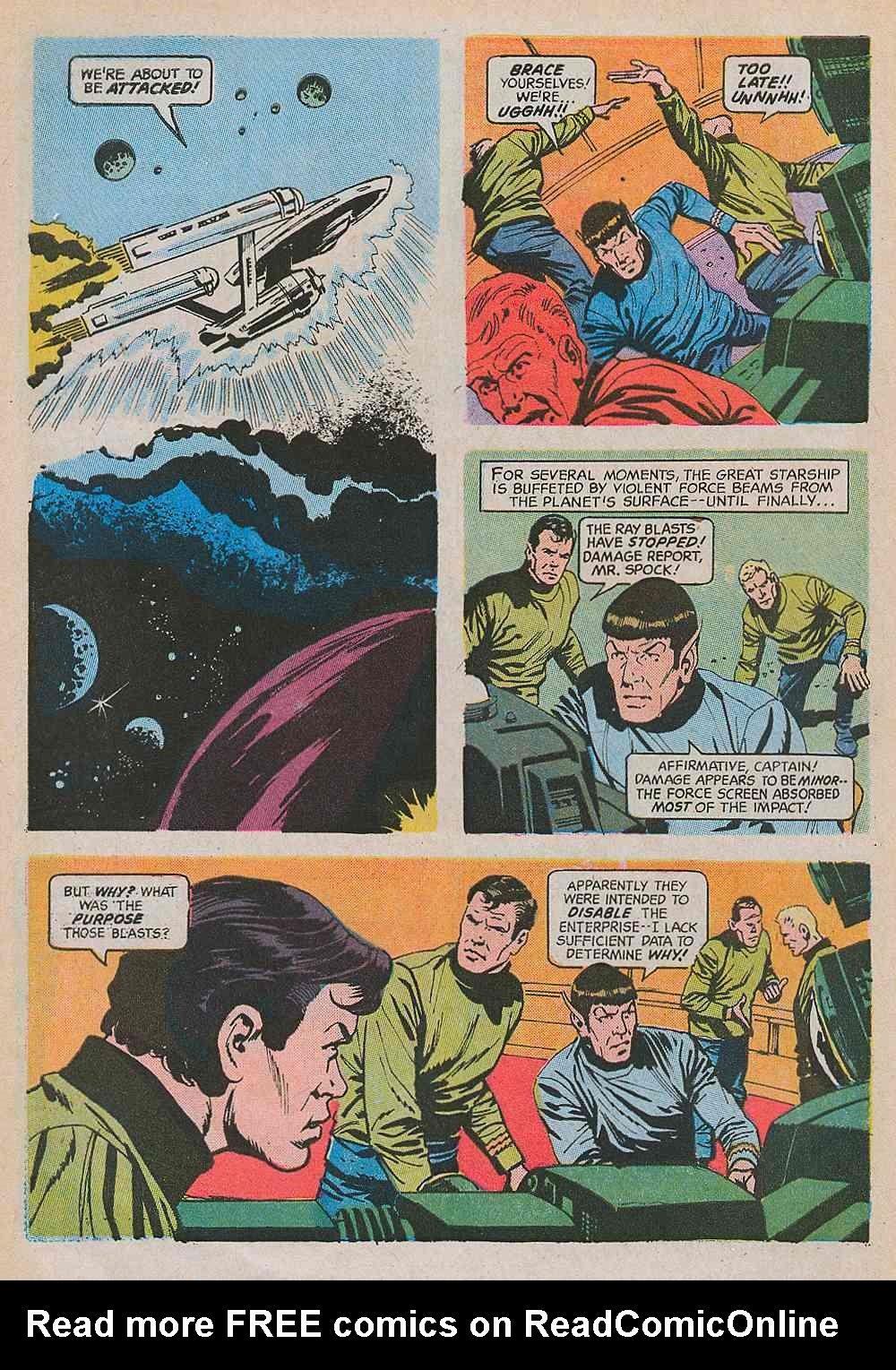 Star Trek (1967) Issue #11 #11 - English 5