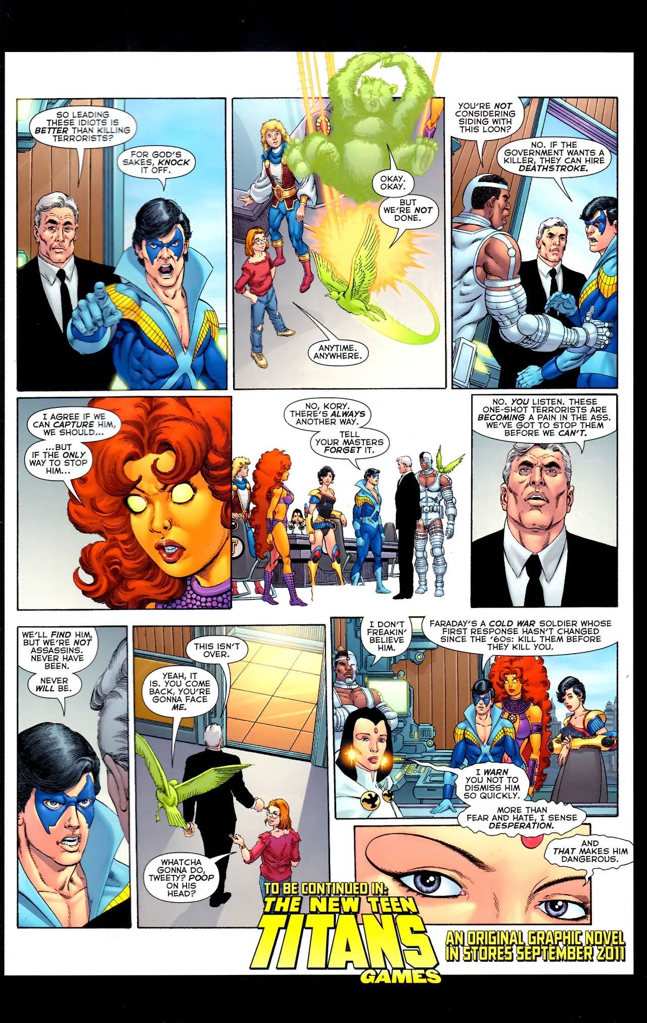 Teen Titans (2003) #100 #110 - English 45