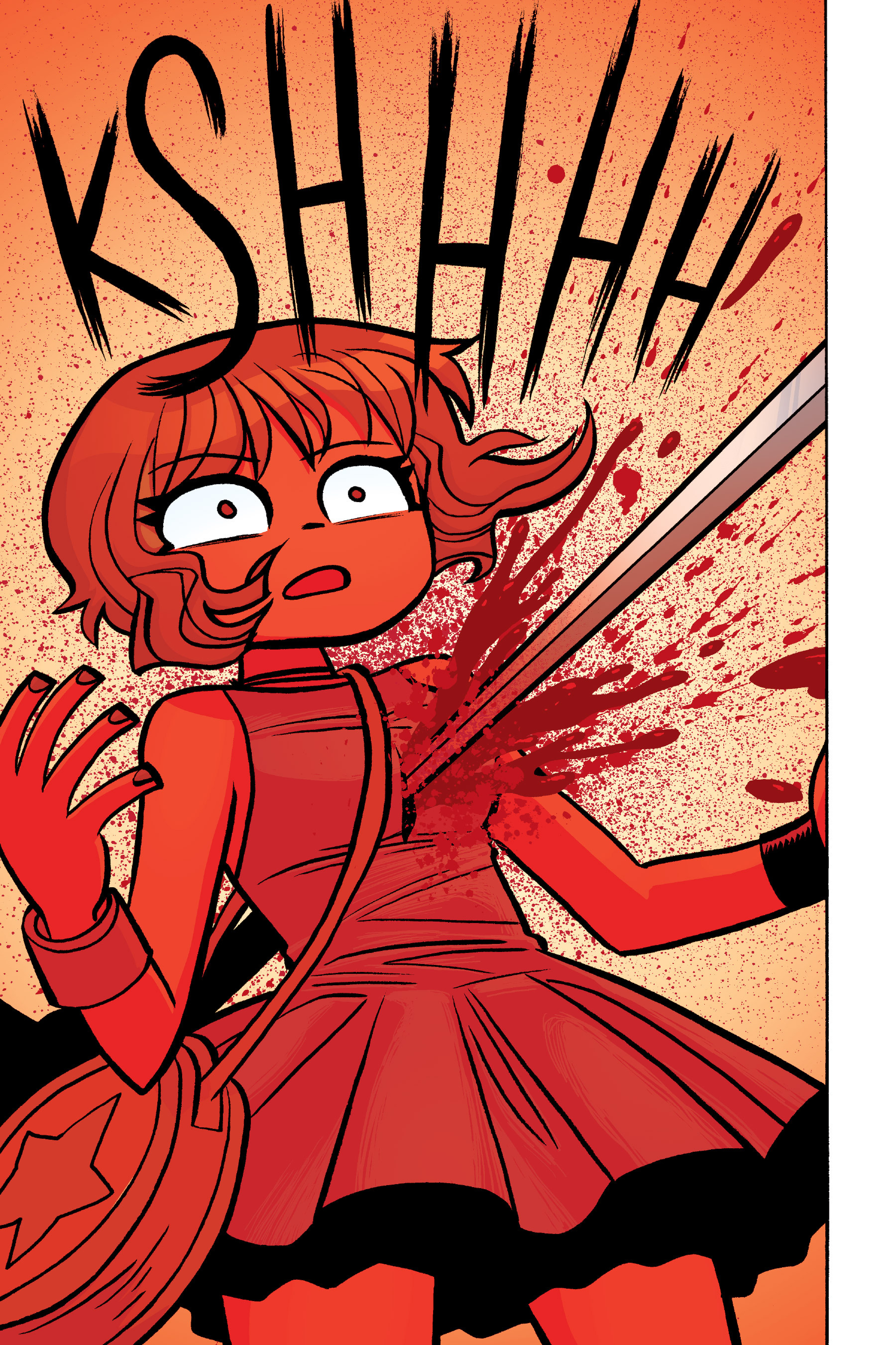 Read online Scott Pilgrim comic -  Issue #6 - 156