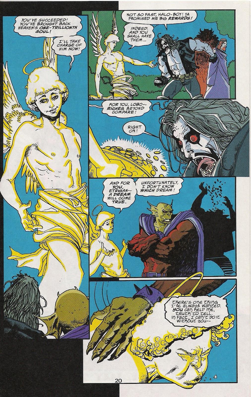 Lobo (1993) Issue #64 #69 - English 21