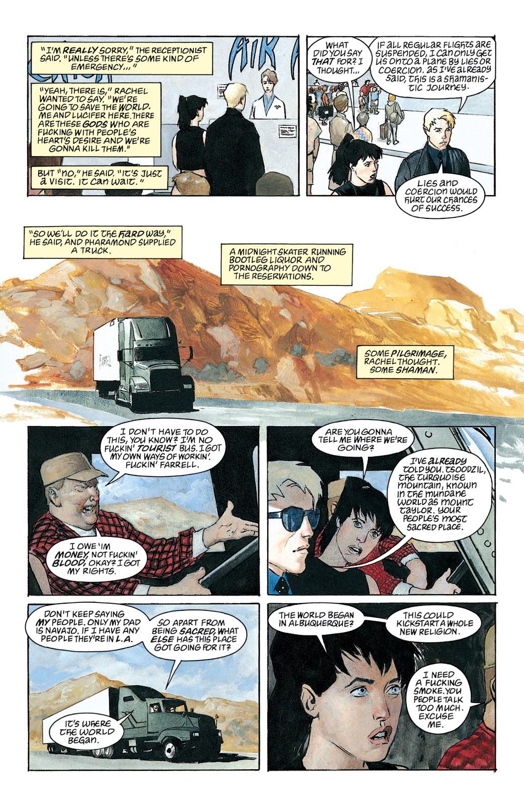 Sandman Presents: Lucifer Issue #3 #3 - English 2
