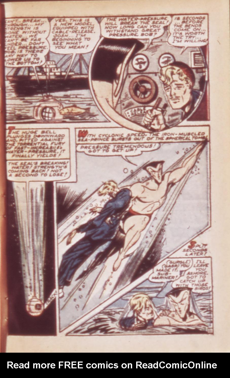 Sub-Mariner Comics Issue #19 #19 - English 13