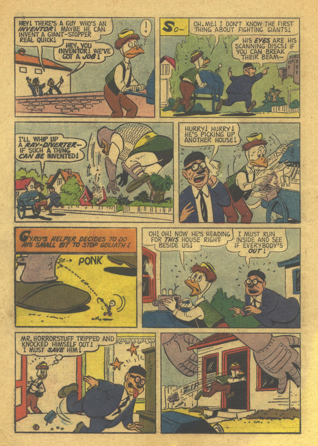 Uncle Scrooge (1953) Issue #36 #36 - English 22
