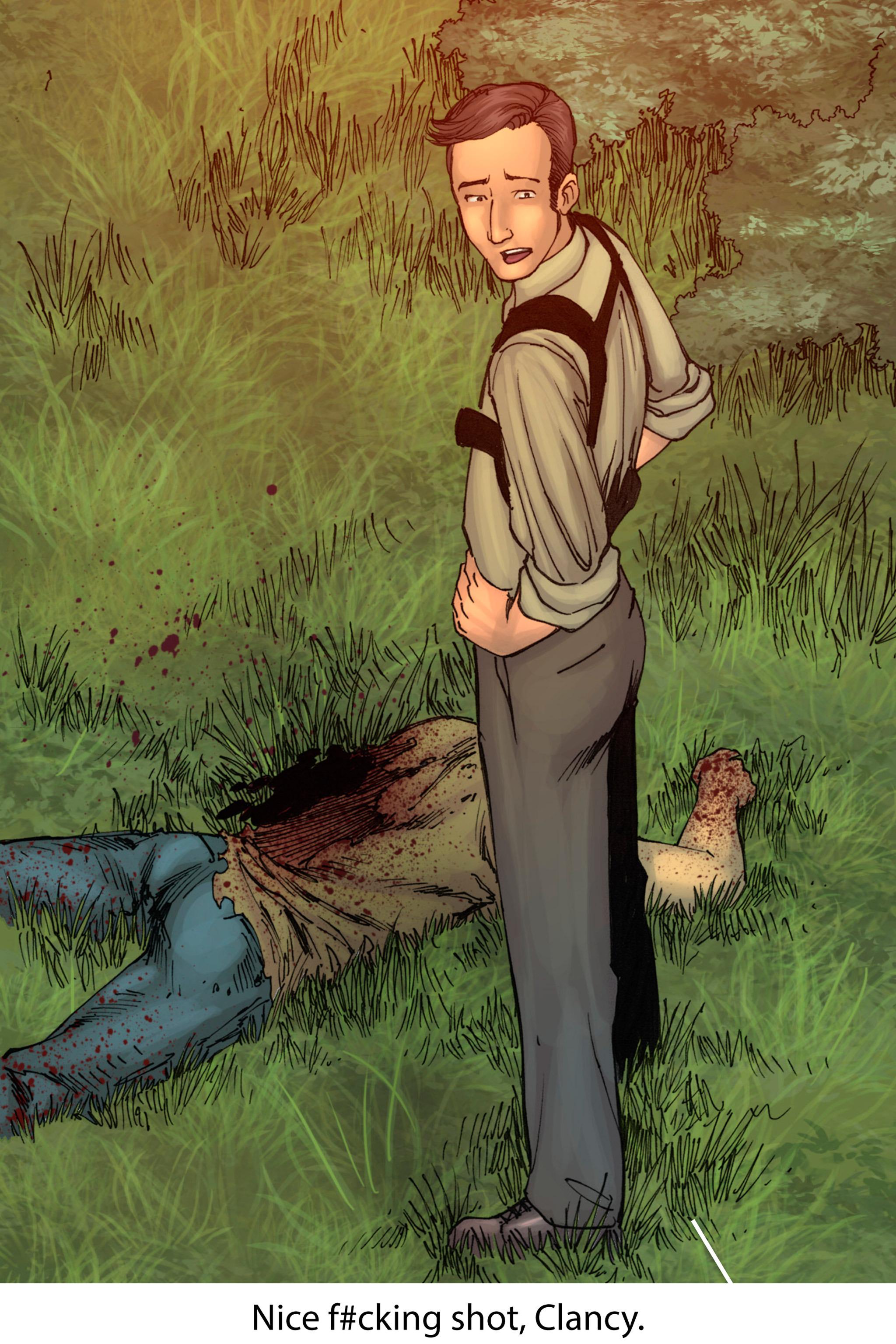 Read online Z-Men comic -  Issue #1 - 160