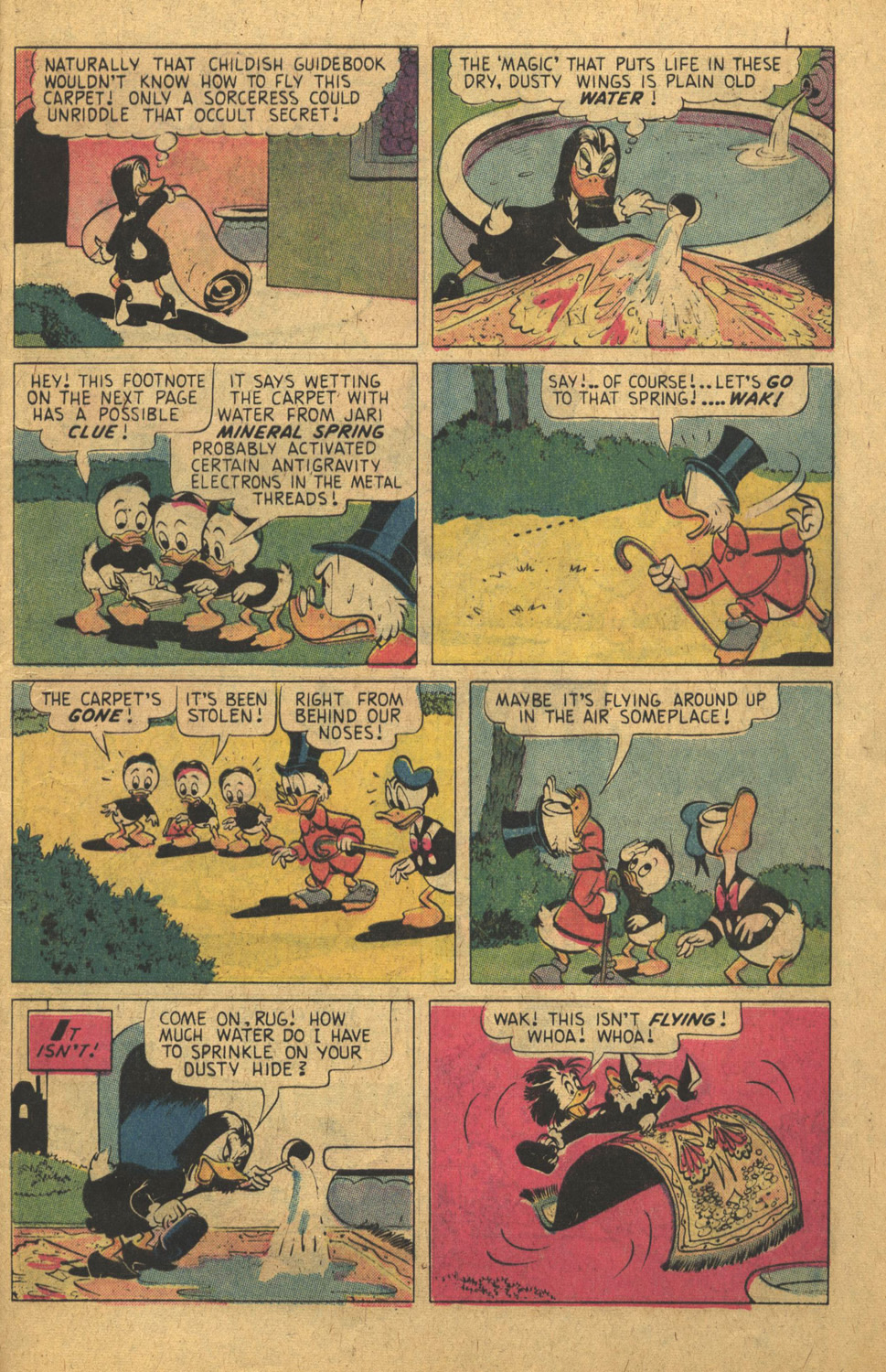Uncle Scrooge (1953) Issue #116 #116 - English 7