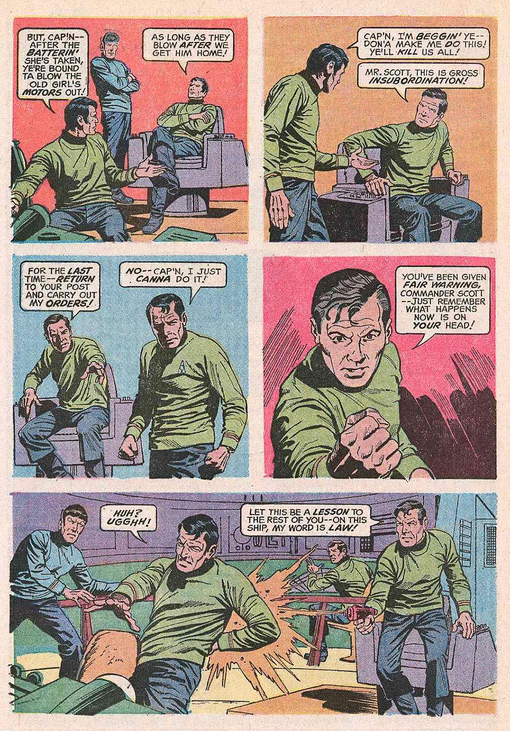 Star Trek (1967) Issue #14 #14 - English 18