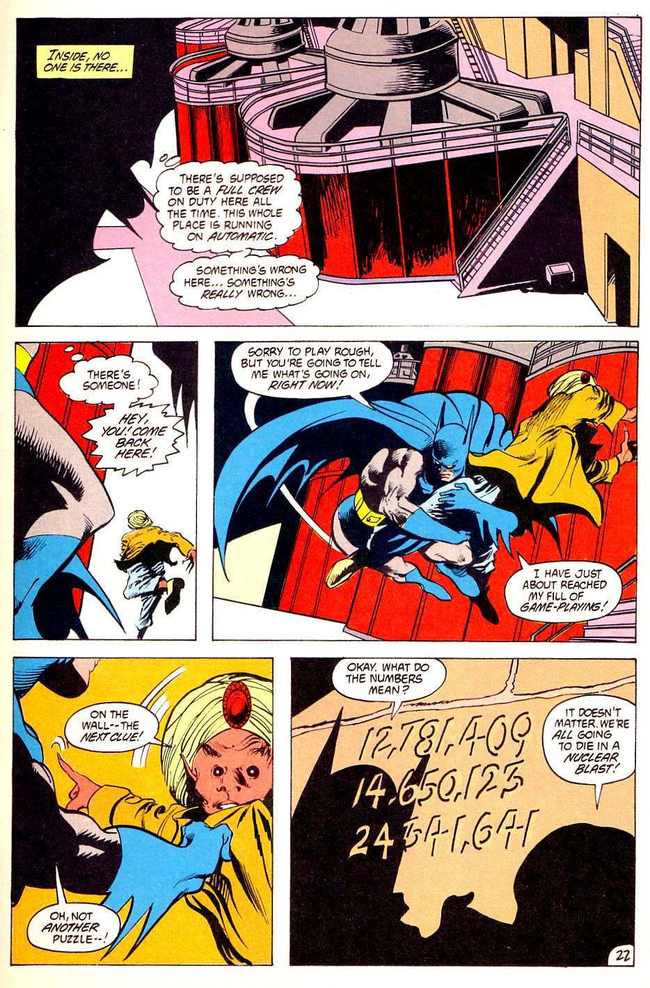 DC Challenge #1 #12 - English 23