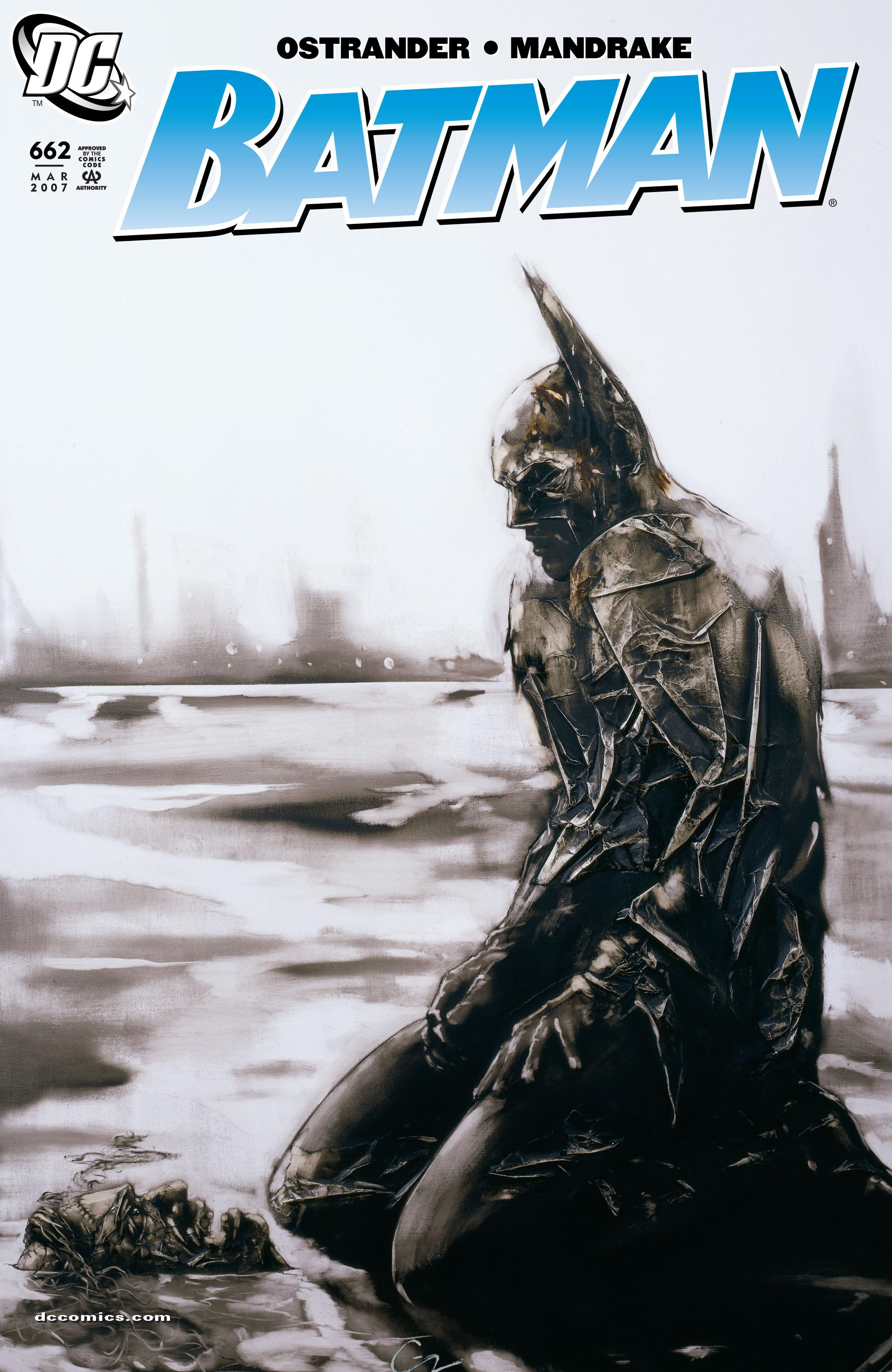 Batman (1940) 662 Page 1