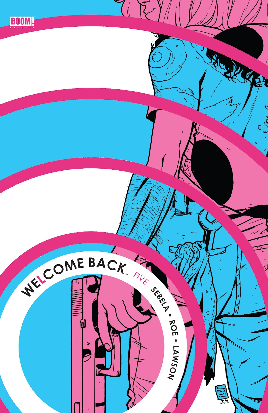 Read online Welcome Back comic -  Issue #5 - 1