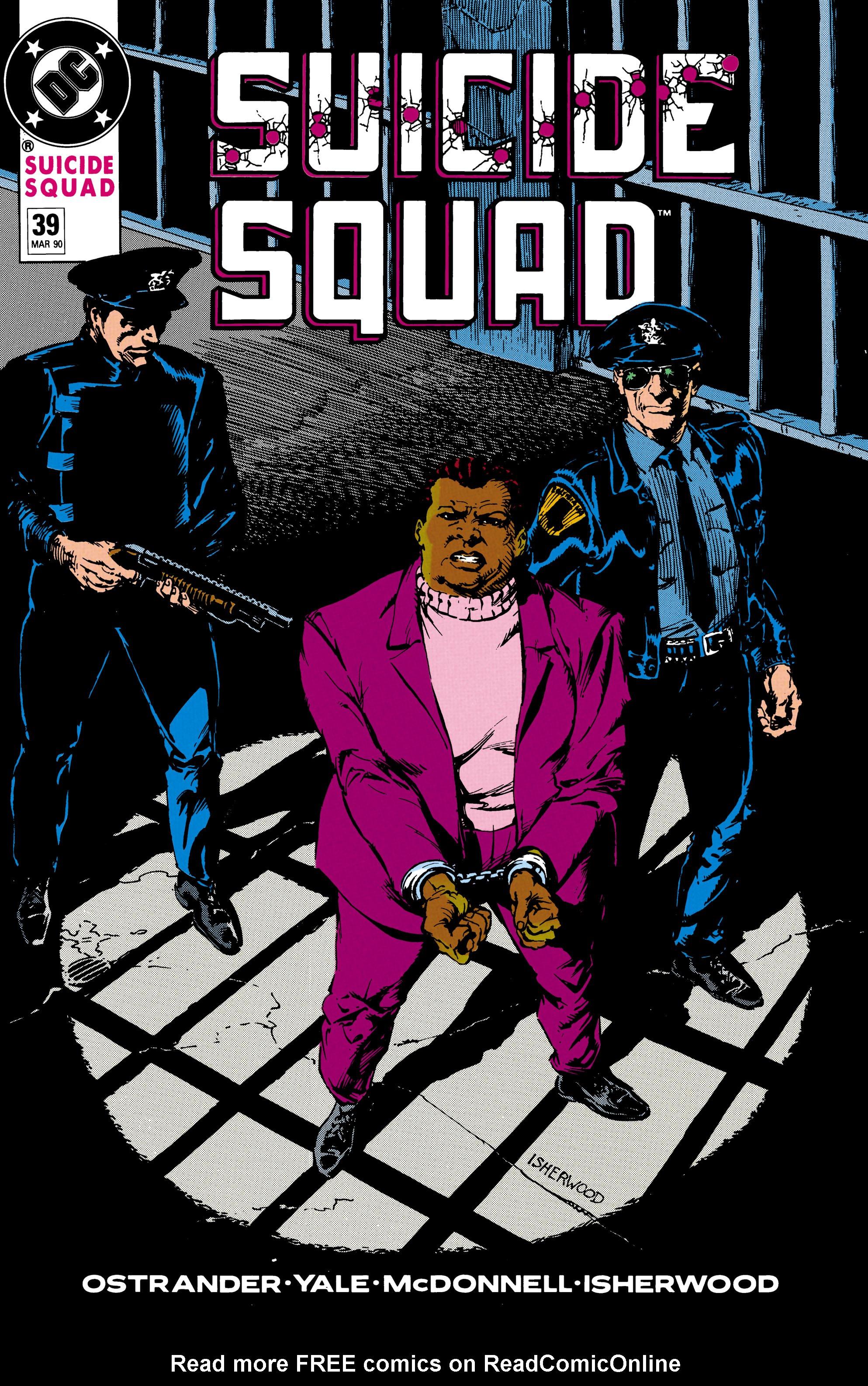 Suicide Squad (1987) 39 Page 1
