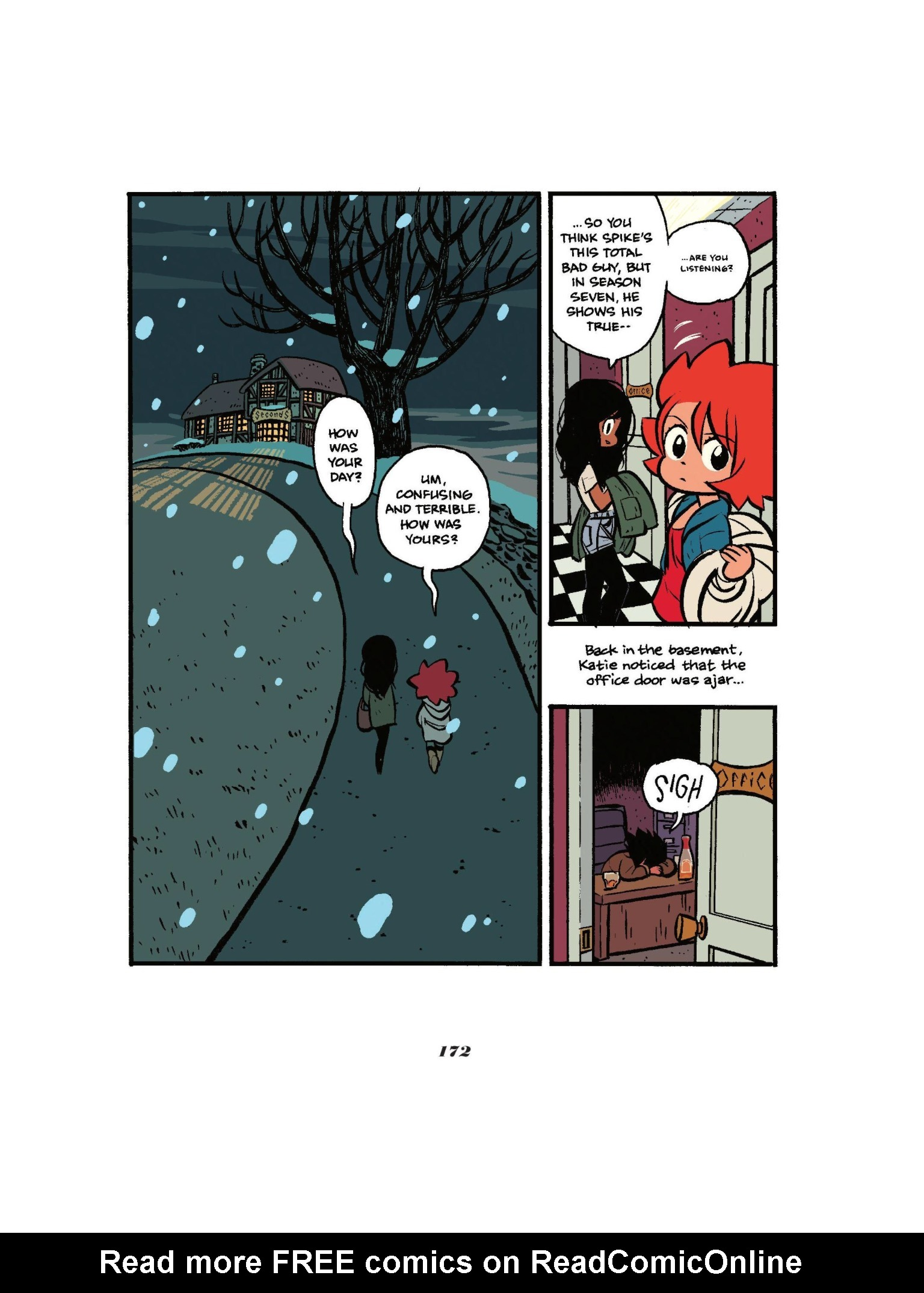 Read online Seconds comic -  Issue # Full - 173