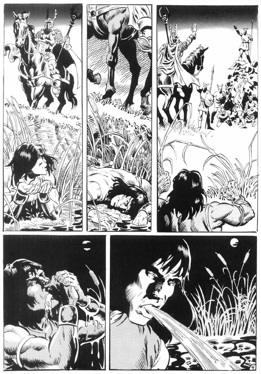 The Savage Sword Of Conan Issue #154 #155 - English 54