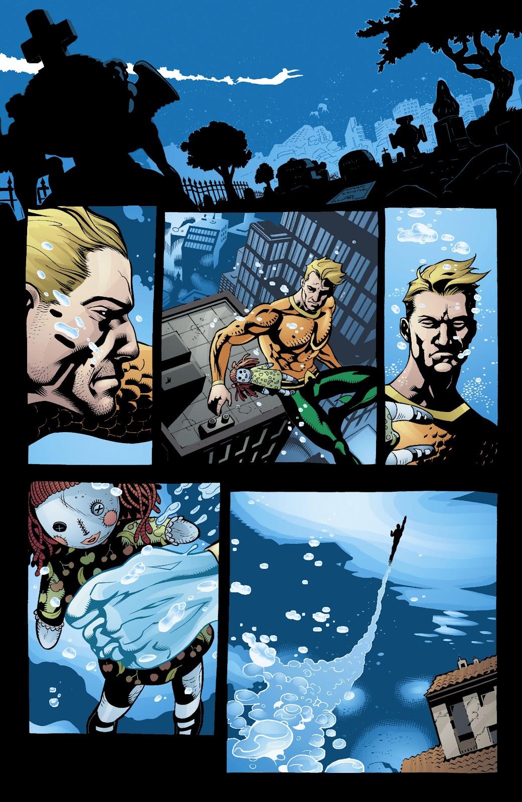 Aquaman (2003) Issue #15 #15 - English 6